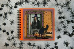 Spooky Halloween Witch Please Hat For Crafts Product Image 2