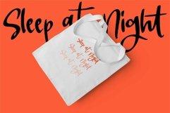Web Font Kellermet - A Modern Handwritten Font Product Image 3