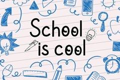 Kellvin - A School Display Font Product Image 5