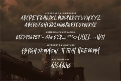 Kenmedy - A Brush Font Product Image 4