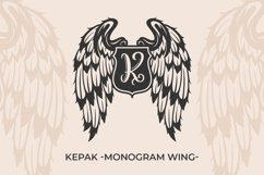 Kepak - monogram - Product Image 1