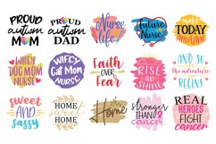 Keychain Bundle SVG, Keychain SVG Quotes Product Image 5