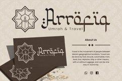 Web Font Khalimah - Arabic Font Product Image 3