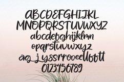 Kickback - A Handlettering Font Product Image 5