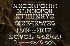 Kinande Display Typeface Product Image 3