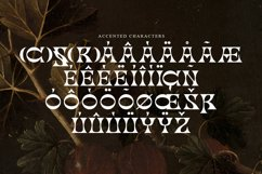 Kinande Display Typeface Product Image 4