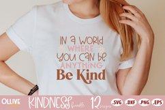 Kindness Bundle SVG | 12 Designs SVG PNG EPS DXF Product Image 2