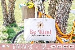 Kindness Bundle SVG | 12 Designs SVG PNG EPS DXF Product Image 4