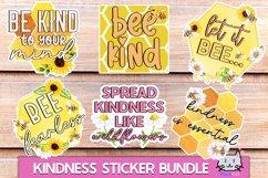 Sticker bundle Kindness sticker bundle Bee sticker bundle Product Image 1
