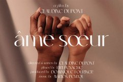 Kindred - Elegant and chic font Product Image 5