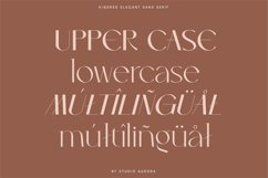 Kindred - Elegant and chic font Product Image 4
