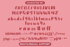 Kisses - Cute Display Font Product Image 6