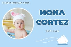 Kisses Bunny - Easter Display Font Product Image 4