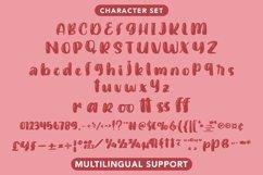 Web Font Kisses - Cute Display Font Product Image 6