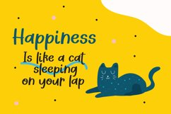Kittyland - Handlettering Font Product Image 3