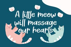 Kittyland - Handlettering Font Product Image 4