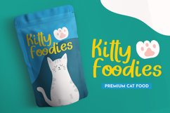 Kittyland - Handlettering Font Product Image 5