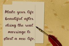 Kobla - Luxury Script Font Product Image 3