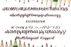 Kobla - Luxury Script Font Product Image 2
