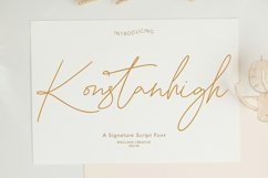 Konstanhigh Signature Script Product Image 1
