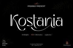 Kostania Product Image 1