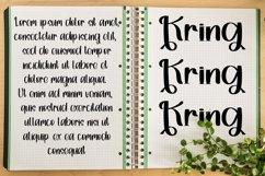 Krings - Smart Handwritten Font Product Image 5