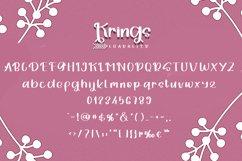 Krings - Smart Handwritten Font Product Image 6