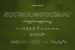 Kristafly Signature Brush Font Product Image 2