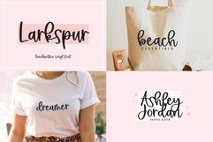 Crafty Font Bundle - 30 Handwritten Fonts for Crafters Product Image 4