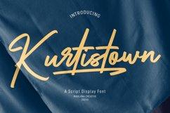 Kurtistown Script Font Product Image 1