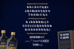 Web Font Kwangsta - Blackletter Font Product Image 3