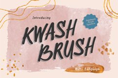 Kwash Brush Product Image 1