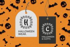 Laba Halloween Monogram Product Image 2