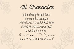 Lady Rose - a playful and modern script font Product Image 4