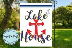 Lake House SVG Product Image 1