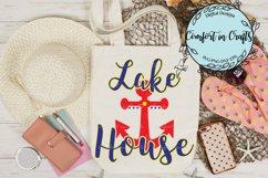 Lake House SVG Product Image 3