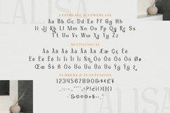 Web Font Lalisa - Modern Serif Font Product Image 3