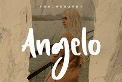 Langston - A Stylish Handwritten Font Product Image 5