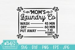 Laundry SVG | Laundry Co Schedule | Funny Farmhouse SVG Product Image 2
