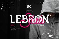 LEBRON Slab Typeface Product Image 1