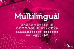 LEBRON Slab Typeface Product Image 3