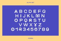 COMBA display Type & Logos Product Image 3