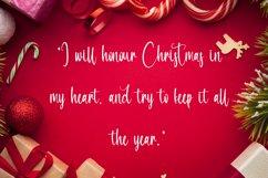 Liberation - Christmas Calligraphy Font Product Image 3