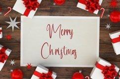 Web Font Liberation - Christmas Calligraphy Font Product Image 4