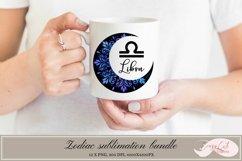Zodiac sublimation bundle, sublimation zodiac signs Product Image 2