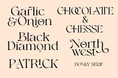 Bonky Serif Product Image 2