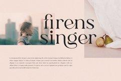 Fligen - Stylish Serif Product Image 2