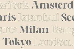 Wildstone - Ligature Serif Typeface Product Image 2