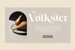 Wildstone - Ligature Serif Typeface Product Image 3