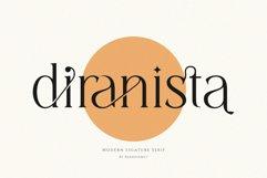 Diranista - Stylish Ligature Serif Product Image 1